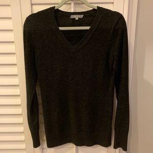 100% Cashmere Dark Grey Sweater - S